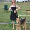 Barn med hund 4
