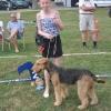 Barn med hund 2