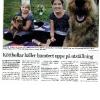 Uppsala Nya Tidning 6/8 2011